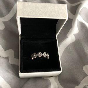 Pandora Jewelry - Pandora ring oriental blooms
